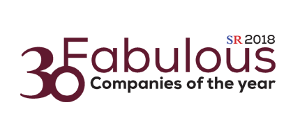The 30 Fabulous Companies of The Year 2018
