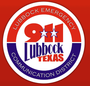 Lubbock Emergency Communication District Logo